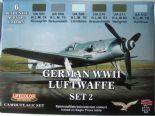 LC-CS07 German WWII Luftwaffe set 2 (22ml x 6)